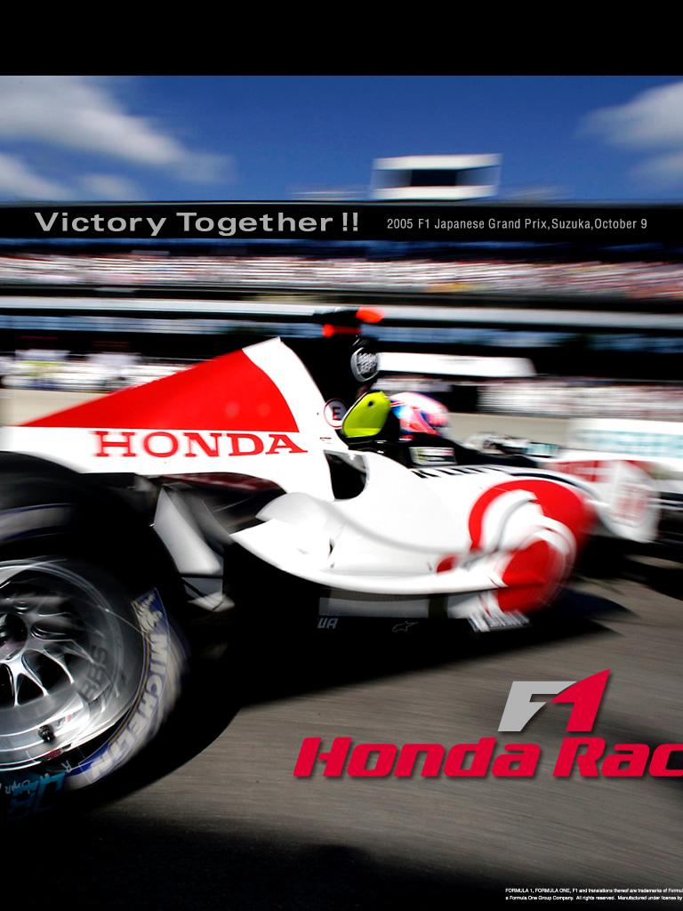 Free Download Honda Honda F1 1280x1024 For Your Desktop Mobile