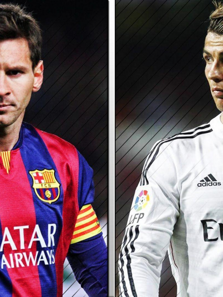 Free Download Messi Vs Ronaldo Wallpapers 2016 Hd 1920x1080 For