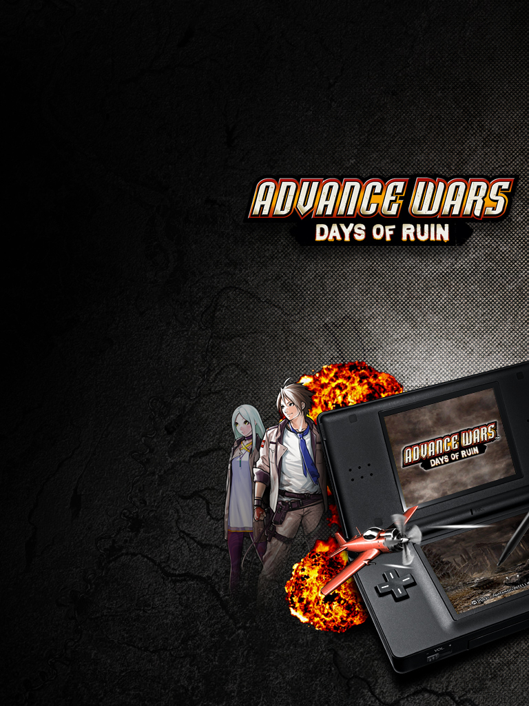 Free Download Asteroid Strike On Ds Advance Wars Days Of Ruin