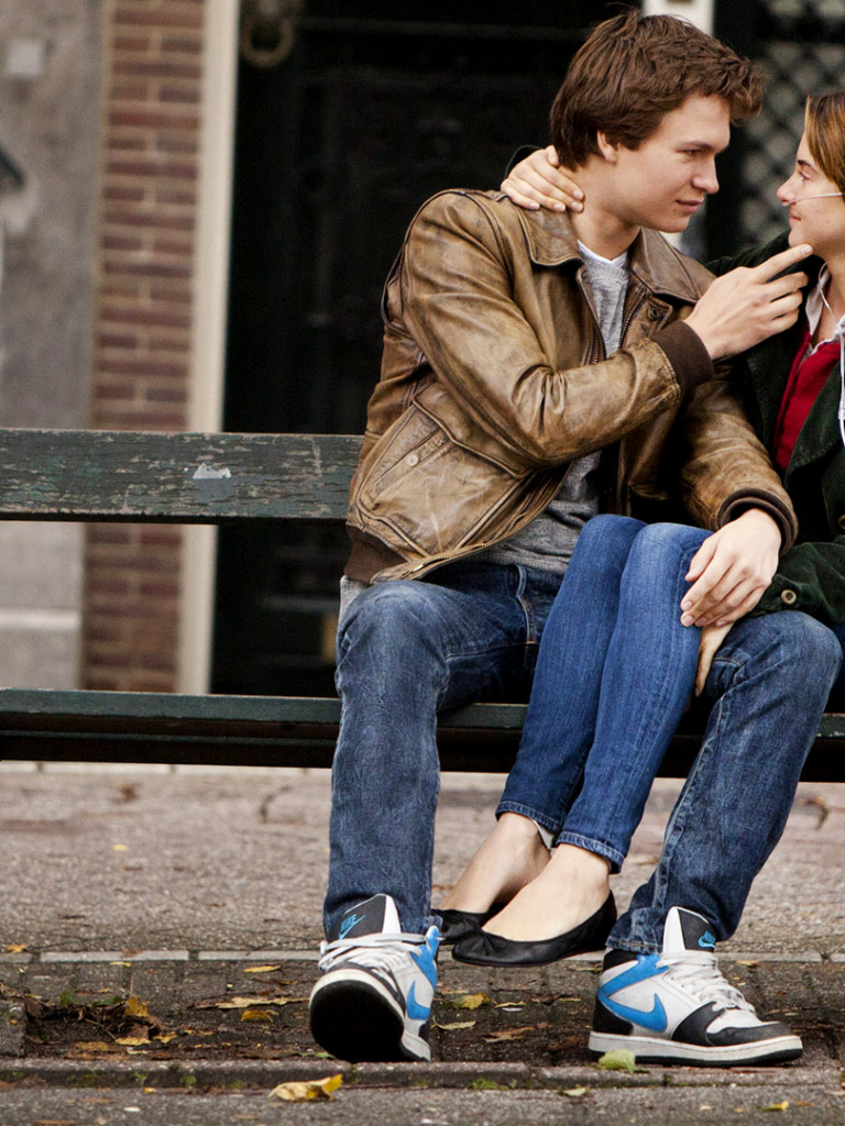Free Download Download The Fault In Our Stars Movie Hd Wallpaper