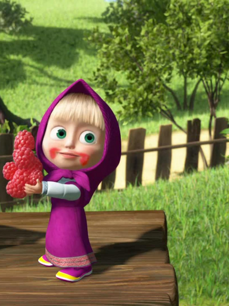 Free Download Masha And The Bear Wallpapers And Background