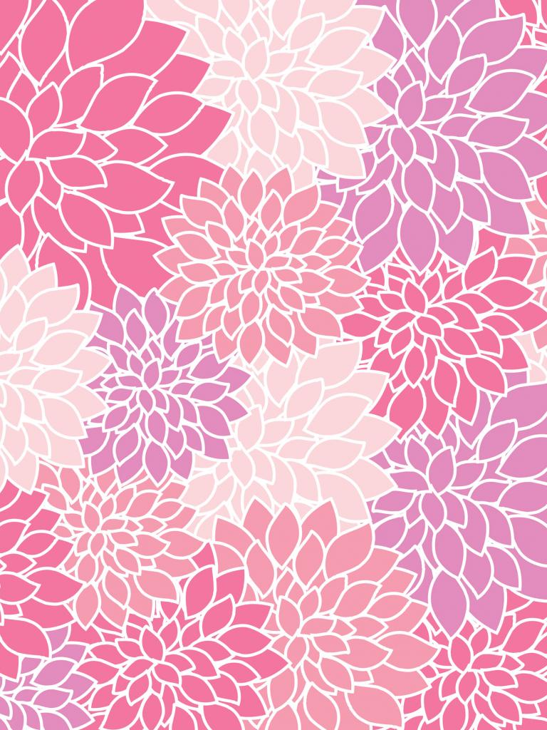 Free Download Vintage Floral Wallpaper Background 1920x1916 For
