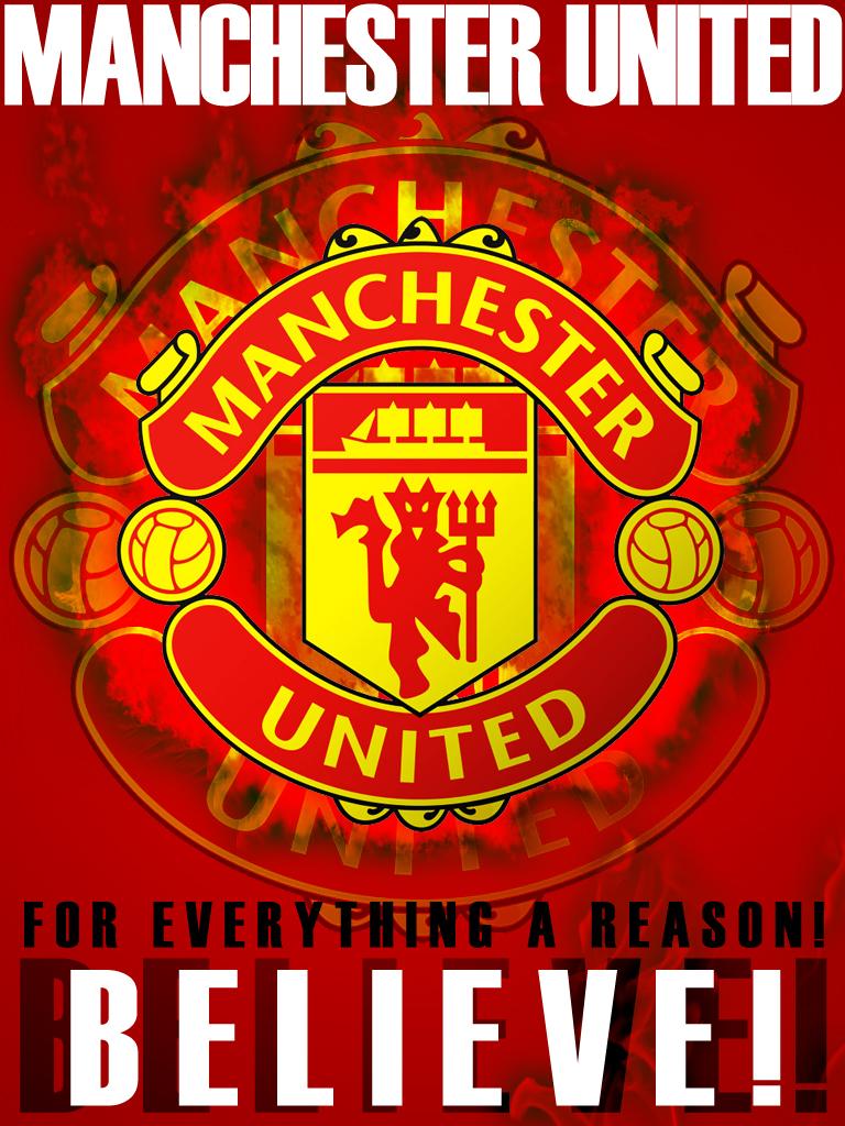 Free Gambar Wallpaper Manchester United4 [768x1024
