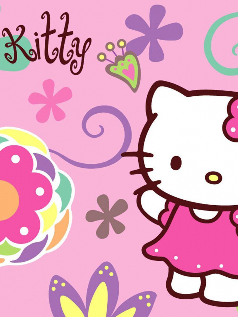 Free Download Hello Kitty Wallpapers For Tablet 1600x1200 For