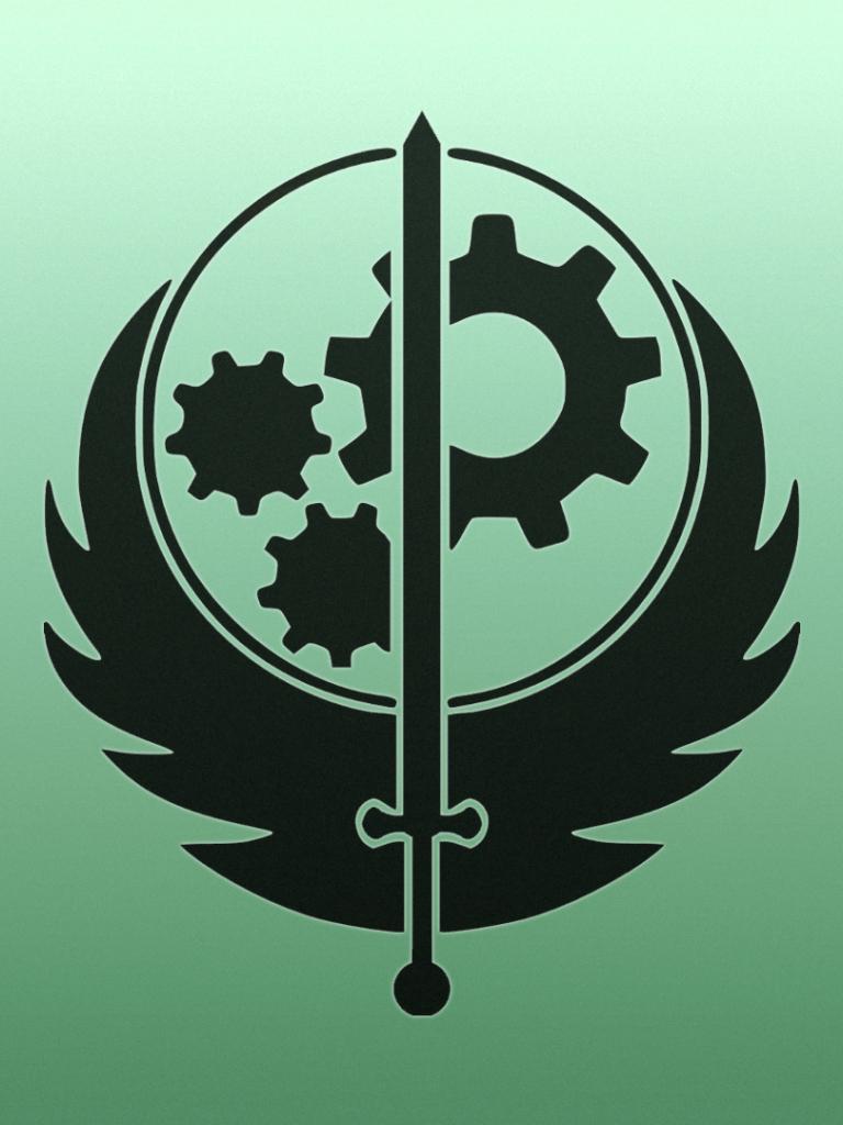 Free Download Brotherhood Of Steel Wallpaper Brotherhood Of Steel