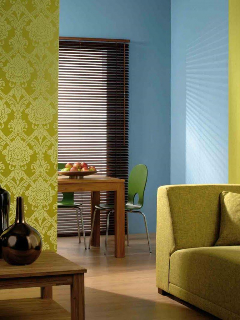 Free Wallpaper Dinding Ruang Tamu Minimalis Modern