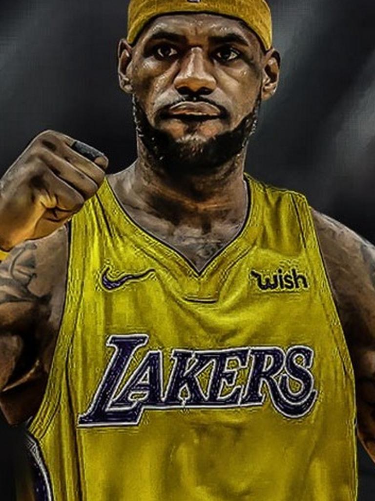 Lebron James Lakers Wallpaper