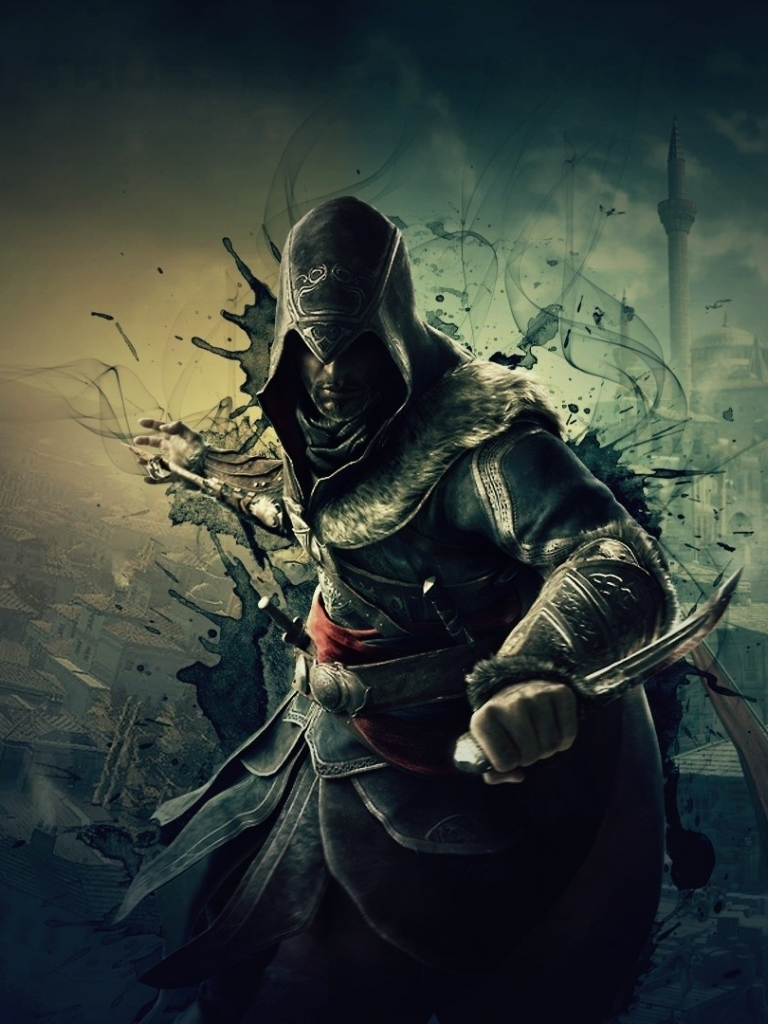 Free Download Ezio Assassins Creed Revelations Wallpapers