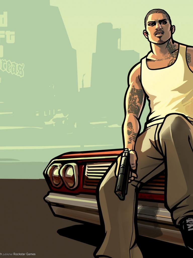 Free Download Gta San Andreas Wallpaper Hd 1600x1200 Select Game