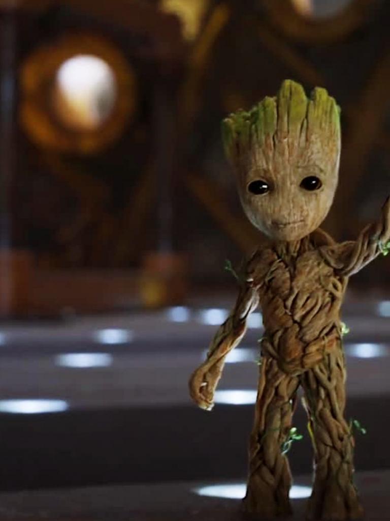 Free Download Baby Groot Guardians Of The Galaxy Vol 2 Desktop