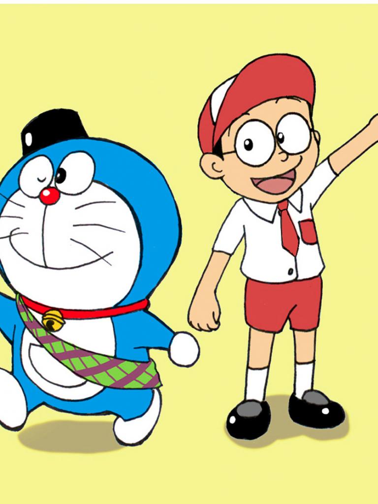 Free Kumpulan DP BBM Animasi Doraemon Lucu Terbaru