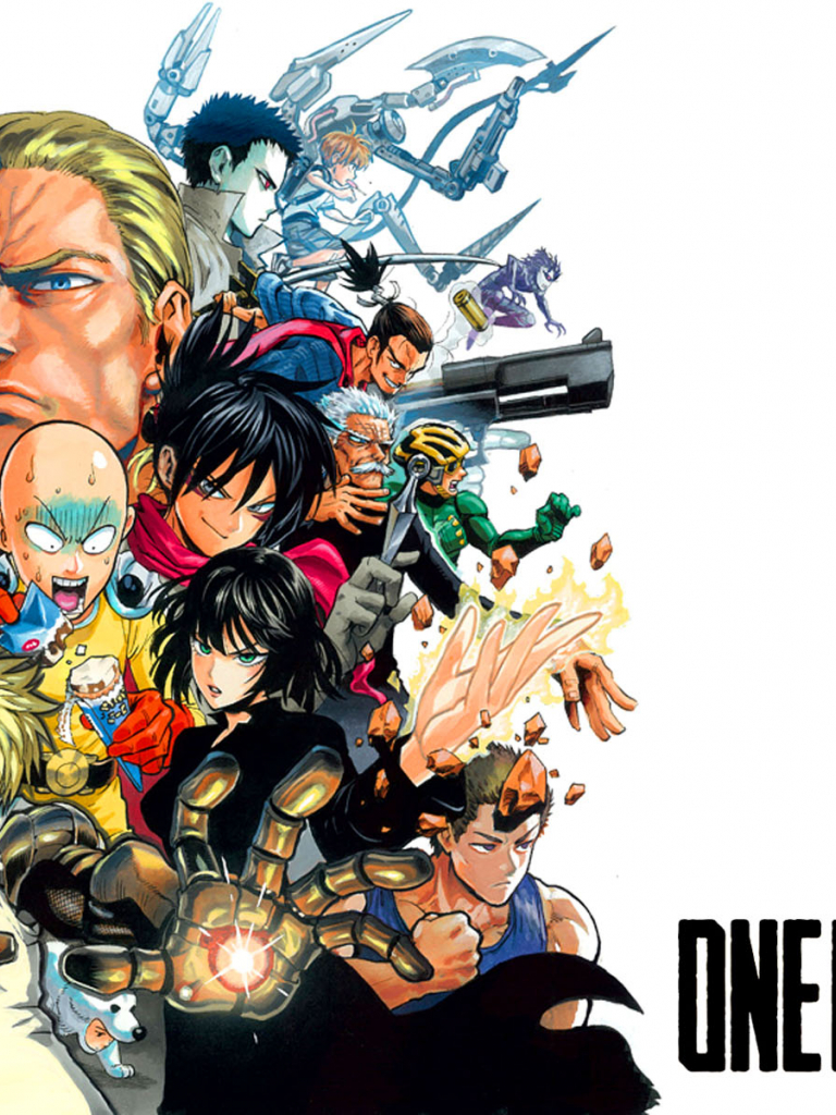 Free Download Hd One Punch Man Wallpaper 1920x1200 For Your
