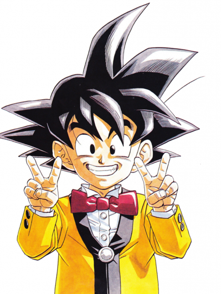 dragon ball z son goten