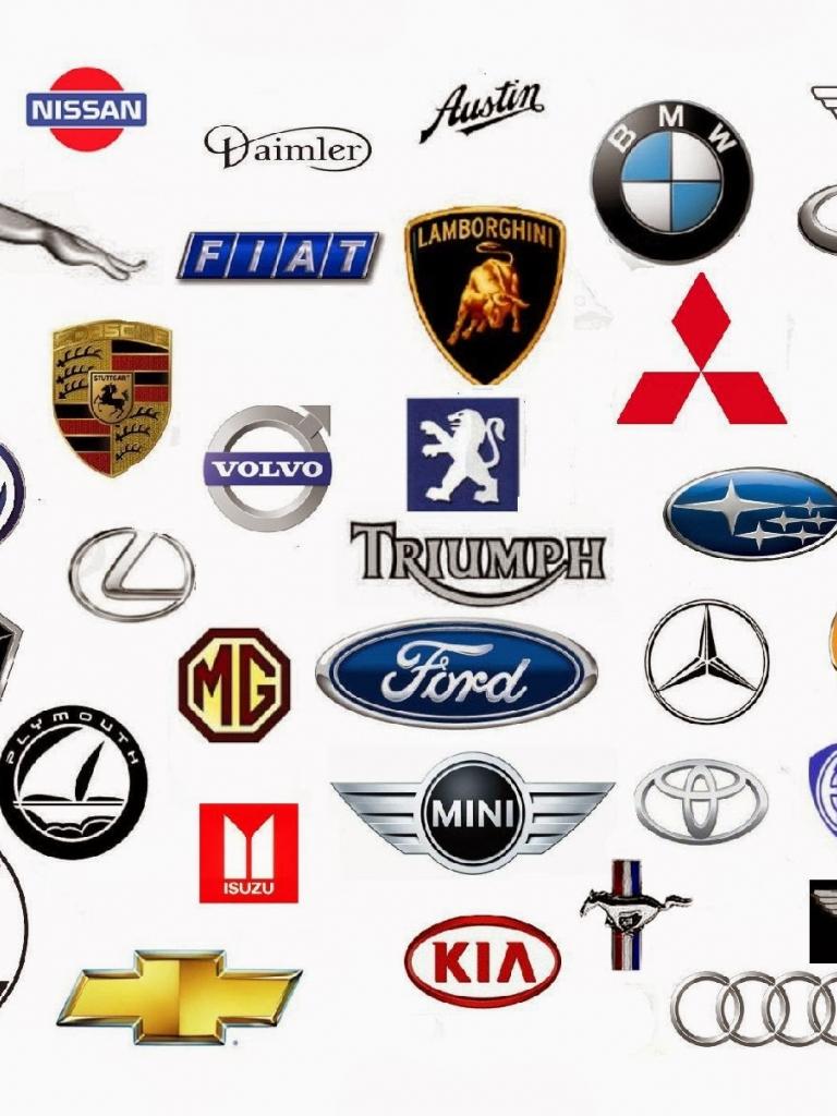 car brand logos and names hd wallpapers