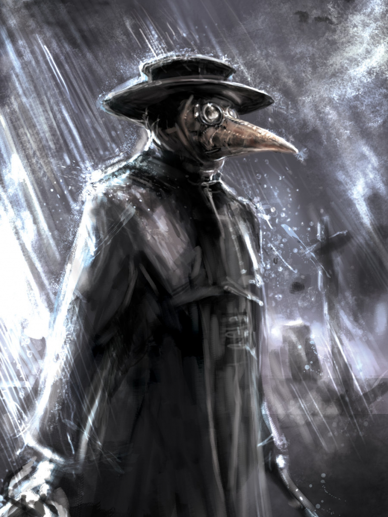 Free download Plague Doctor by Mitchellnolte [900x1605 ...