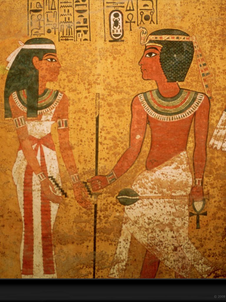 Ancient Egyptian Wallpaper Murals