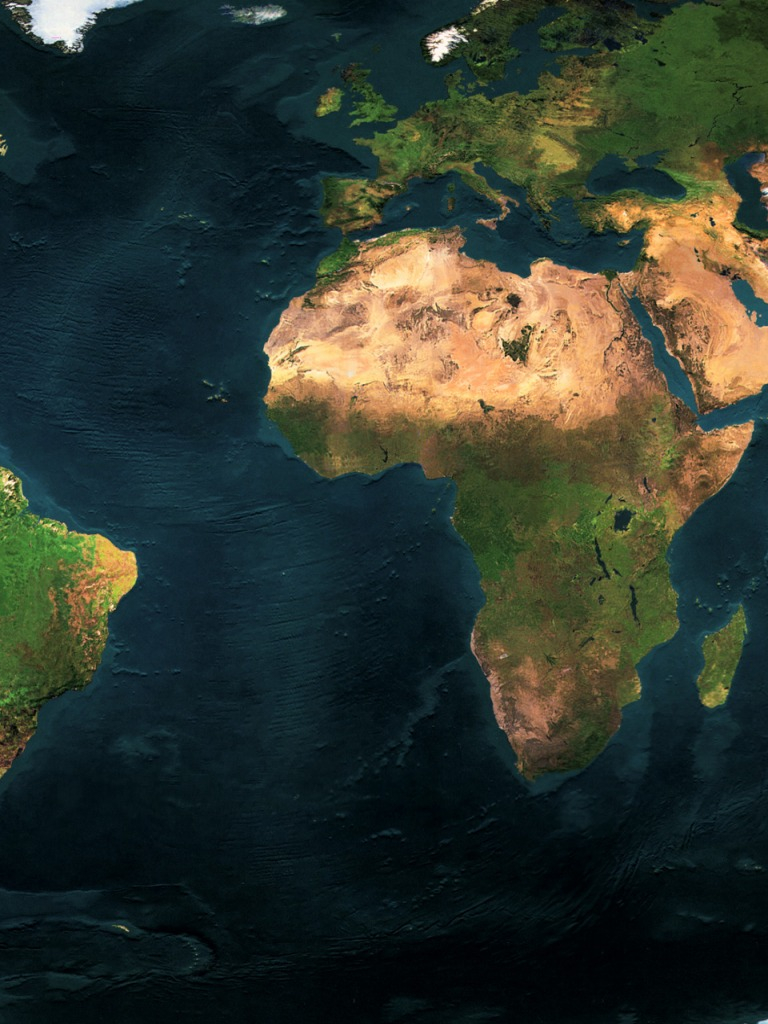 Free download Earth Map Dual Monitor Wallpapers HD ...