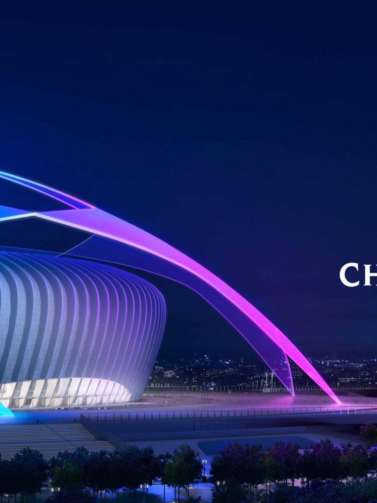 Free download UEFA unveiled 2018 2021 Champions League ...