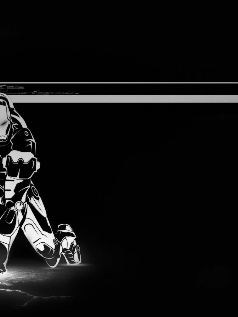 Download 35 iron man hd wallpapers for desktop cartoon - Iron man cartoon hd ...
