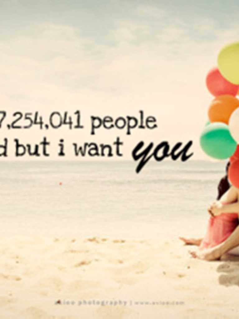 Free download cute couple quotes wallpaper DesignOval ...