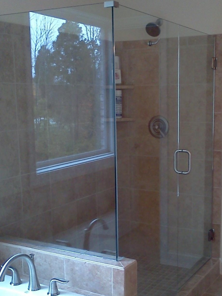 Free Download Auto Glass Residential Glass Shower Tub