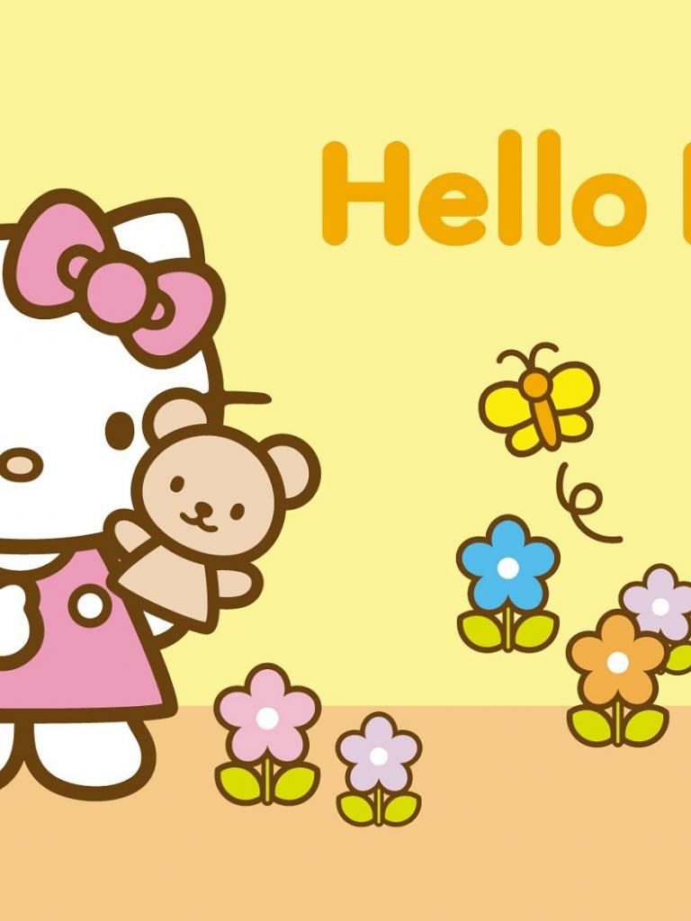 Free Download Wallpaper Cartoon Wallpaper Hello Kitty 3 Wallpaper