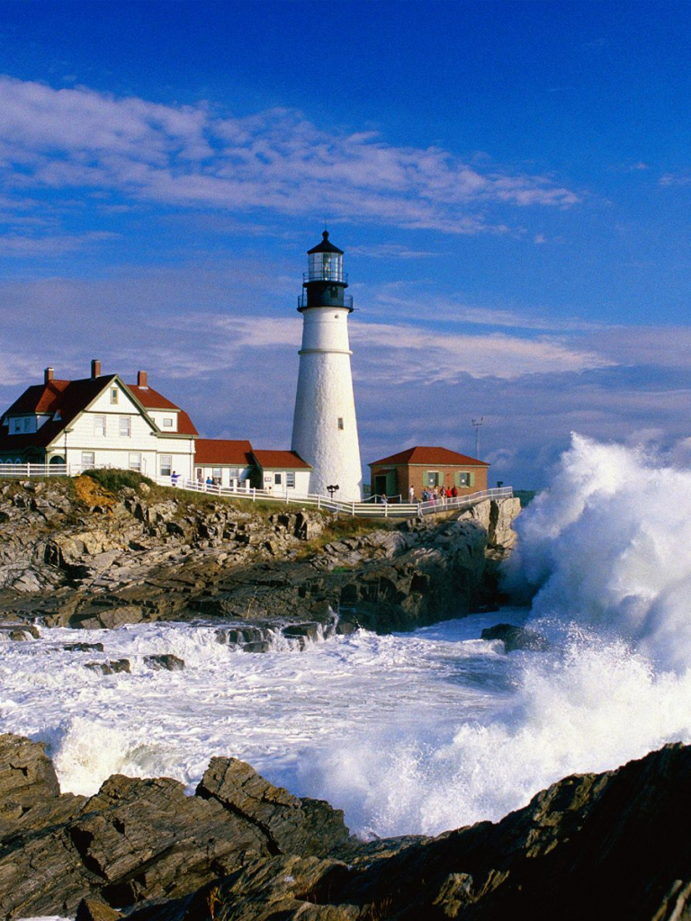 Free download Screensavers Lighthouses Great World [1600x1200] for your Desktop, Mobile & Tablet