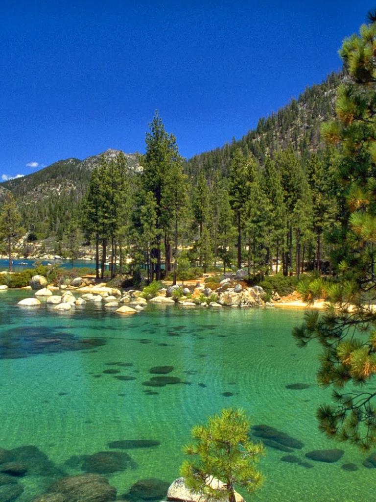 Lake Tahoe Winter Wallpaper Desktop Background: 1600x1066px Lake Tahoe Free Wallpaper