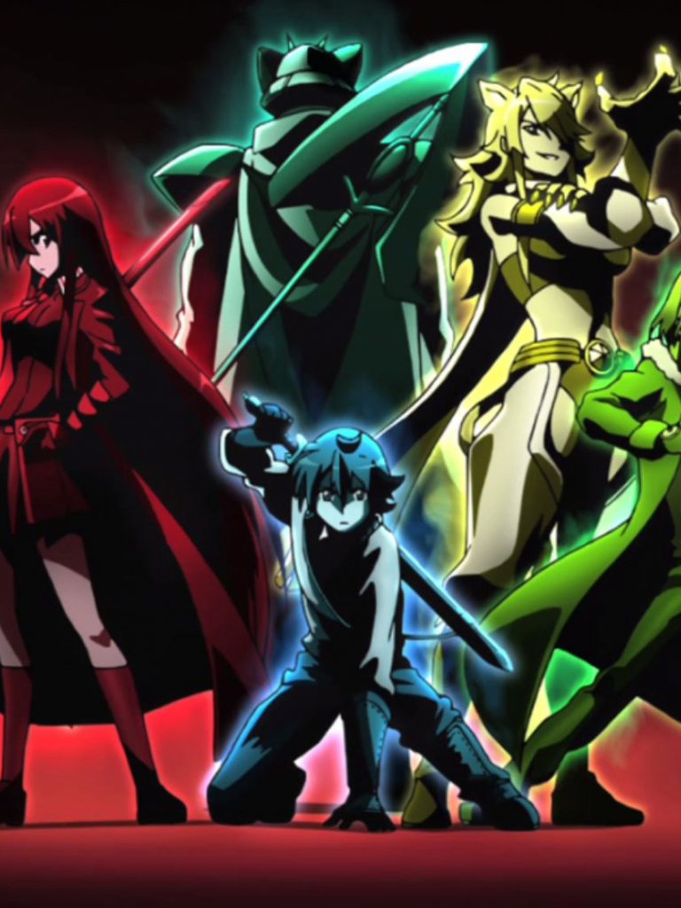 Free Download Akame Ga Kill Night Raid 2 Full Hd Wallpaper And