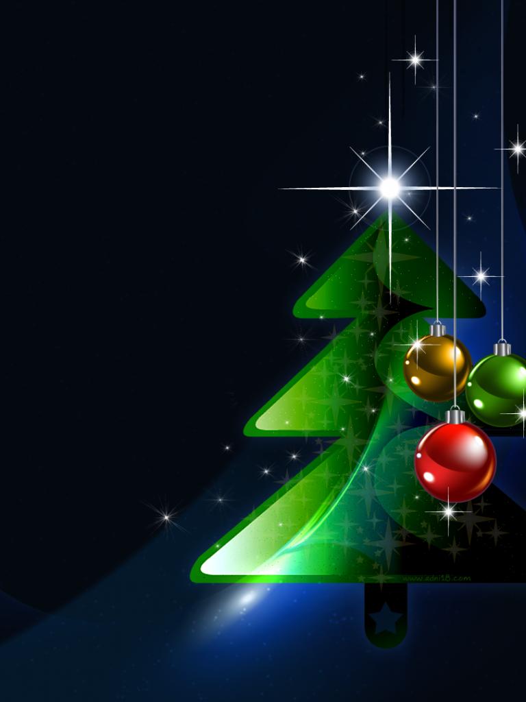Скачать Новогодние Живые Обои Для Смартфона 720х1280