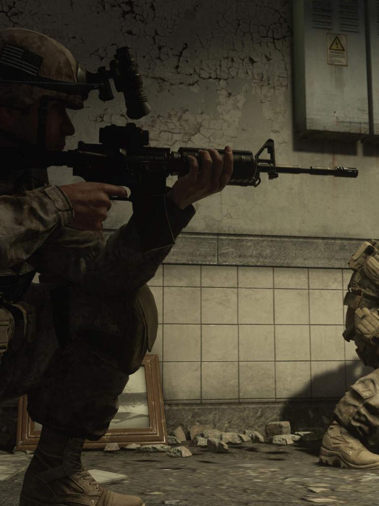 Free Download Call Of Duty Modern Warfare Remastered Hd