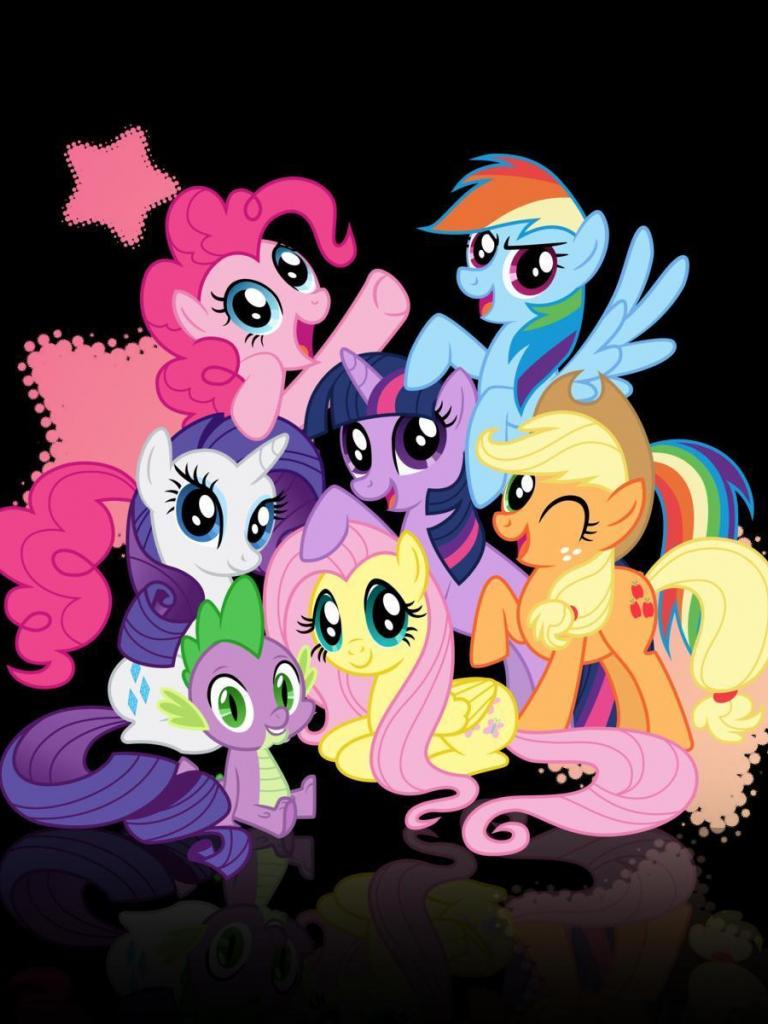 My Little Pony Ultra Hd Desktop Background Wallpaper For 4k Uhd Tv