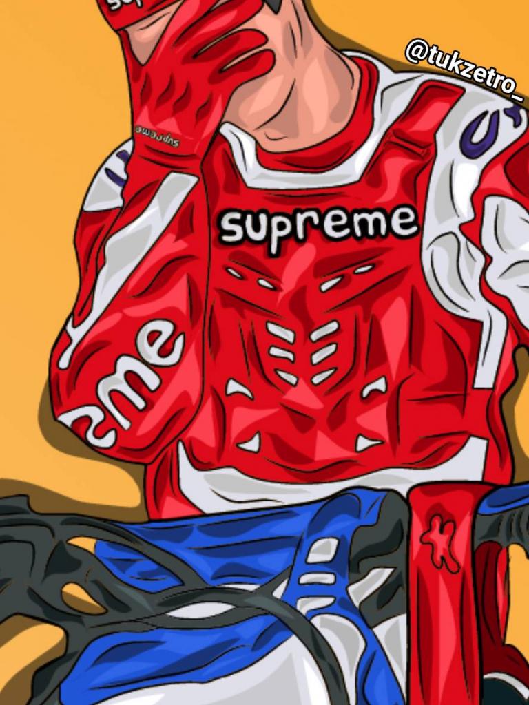Cool Wallpaper Of Supreme
