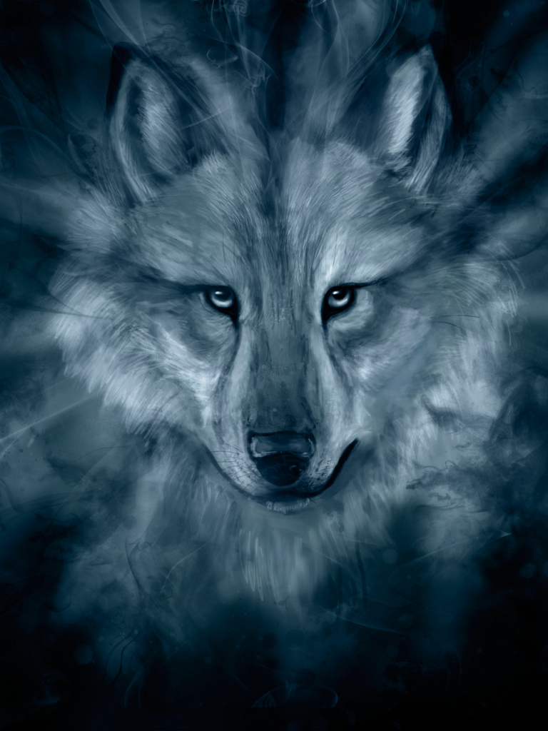 Free Download Wolf Spirit Exclusive Hd Wallpapers 2684