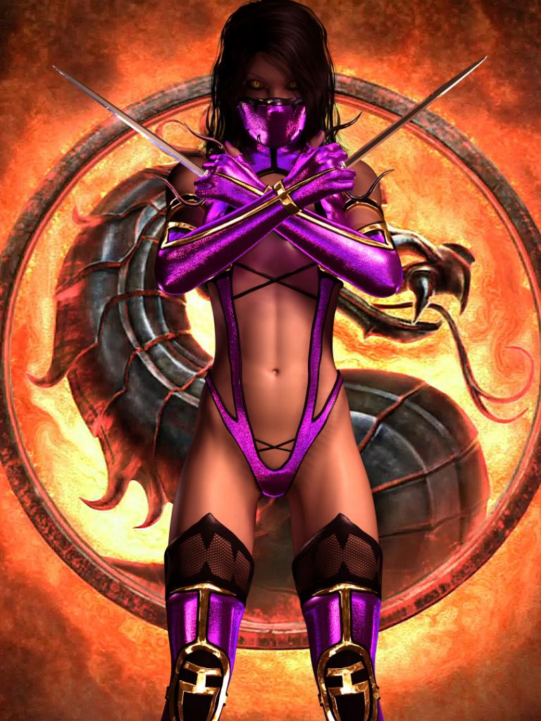 Mortal Kombat X Mileena Wallpaper Wallpapers - Best