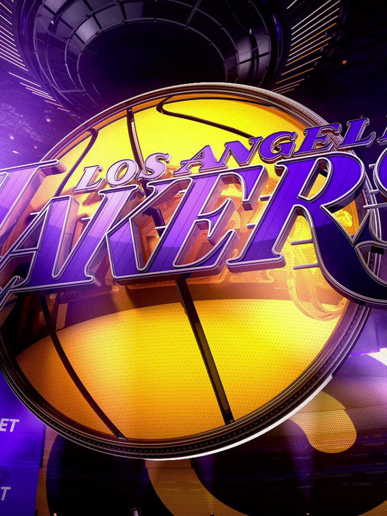Free download Pics Photos Los Angeles Lakers 3d Logo ...