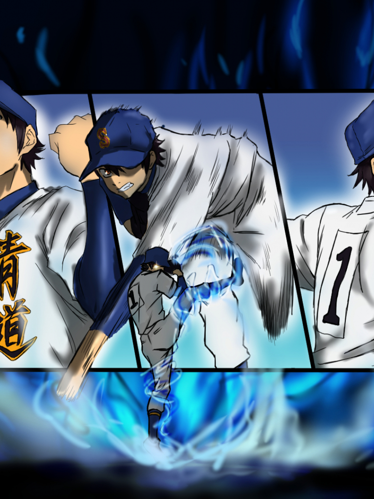 Free Download Ace Of Diamond Wallpaper Finale By Jcabby 1920x1080