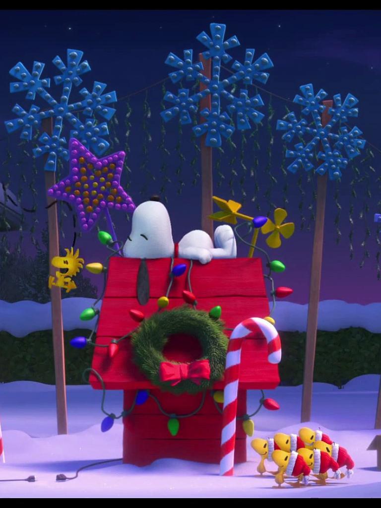 PEANUTS MOVIE animation family snoopy