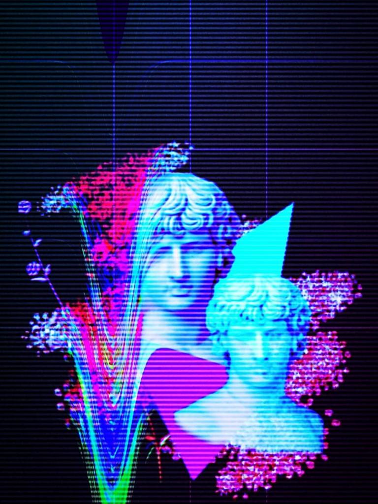 Free Download 916 Phone Wallpaper Vaporwave Art Vapor In 2019