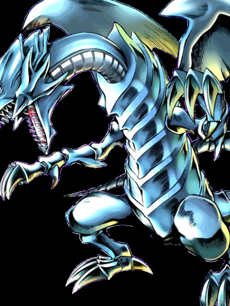 Free Download Blue Eyes White Dragon Wallpaper 1024x1024 For