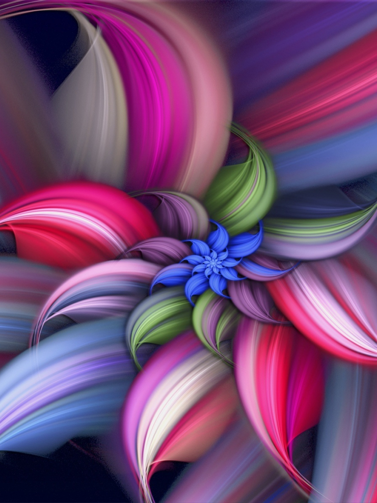 Free download Desktop Wallpaper hd 3D Full Screen Flowers ...