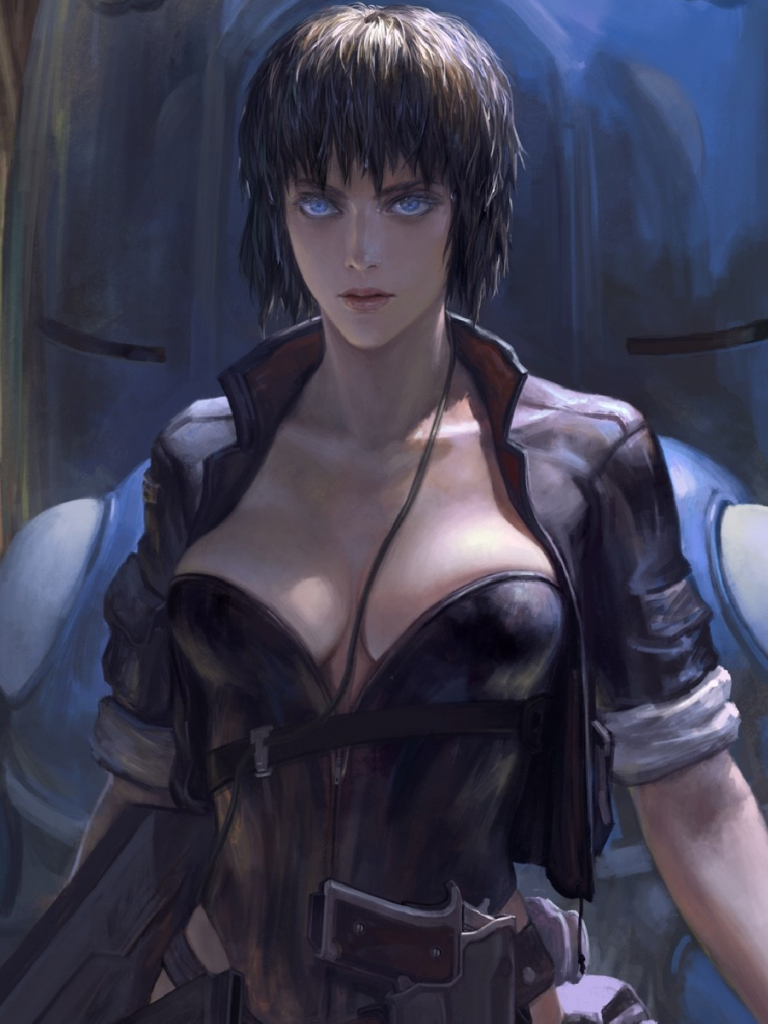 Free Download Wallpaper Abyss Explore The Collection Ghost In The Shell Anime Ghost 1600x1200 For Your Desktop Mobile Tablet Explore 50 Ghost In The Shell Wallpaper Wallpaper Ghost