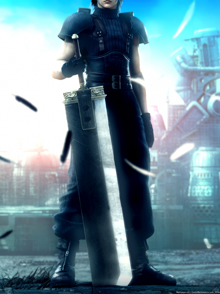 Free Download Crisis Core Final Fantasy Vii Wallpapers Hd