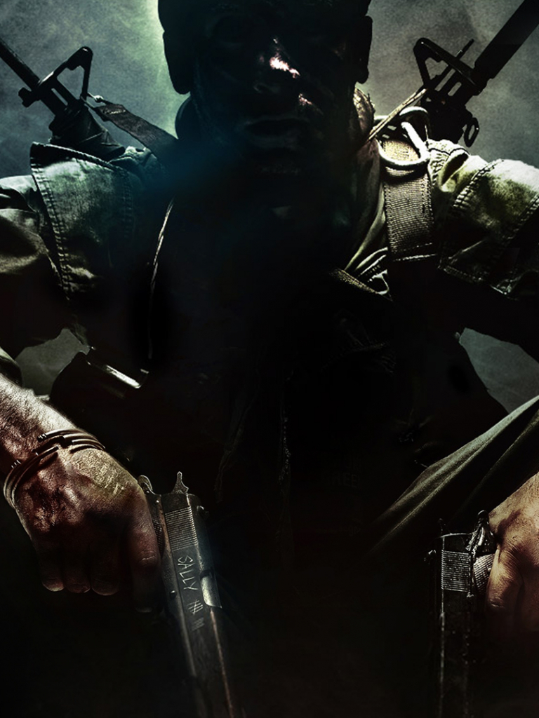Free Download Call Of Duty Black Ops Wallpaper Videogames