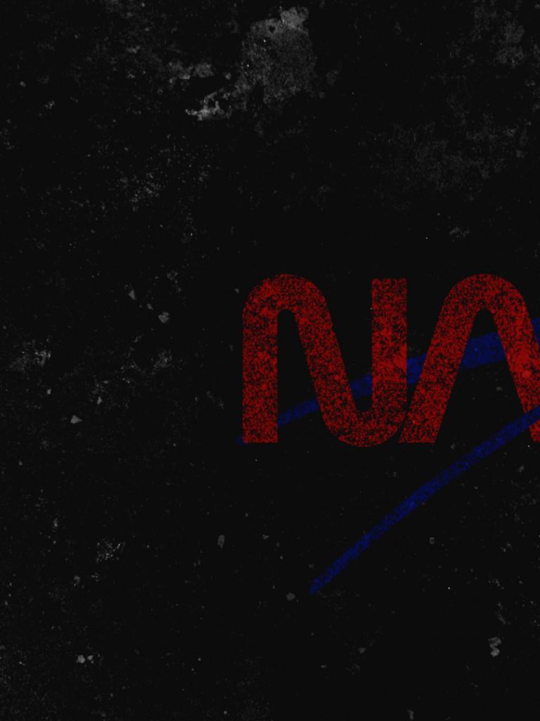 nasa desktop logo - HD768×1024
