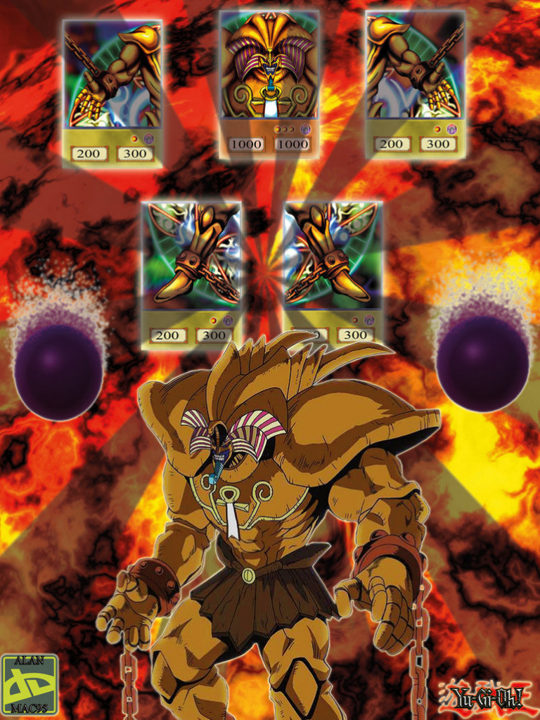 Free Download Summoning Cards 10 Exodia The Forbidden One By