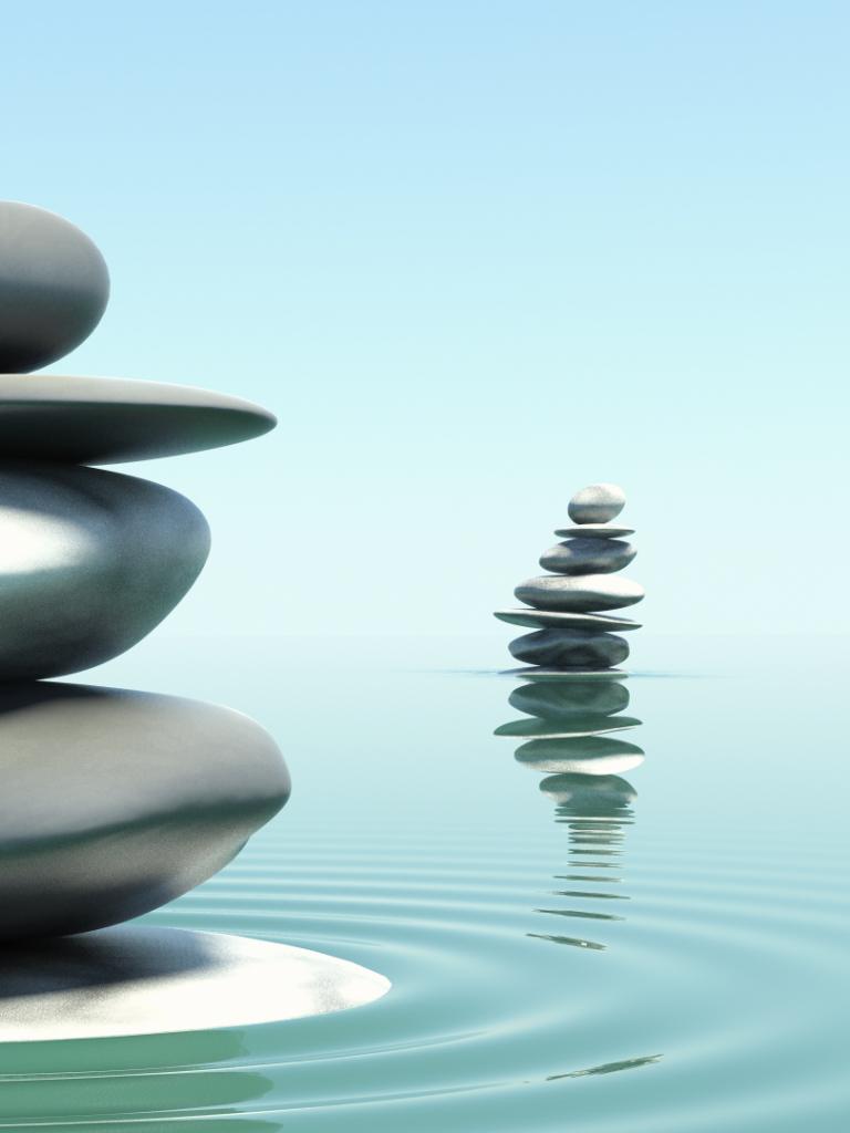 Free Download Zen Stones Wallpaper 113681 1920x1080 For