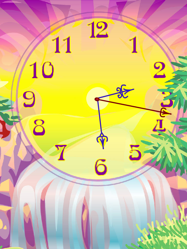 Download Desktop Gadgets Themes Wallpapers Oasis Clock Live Animated