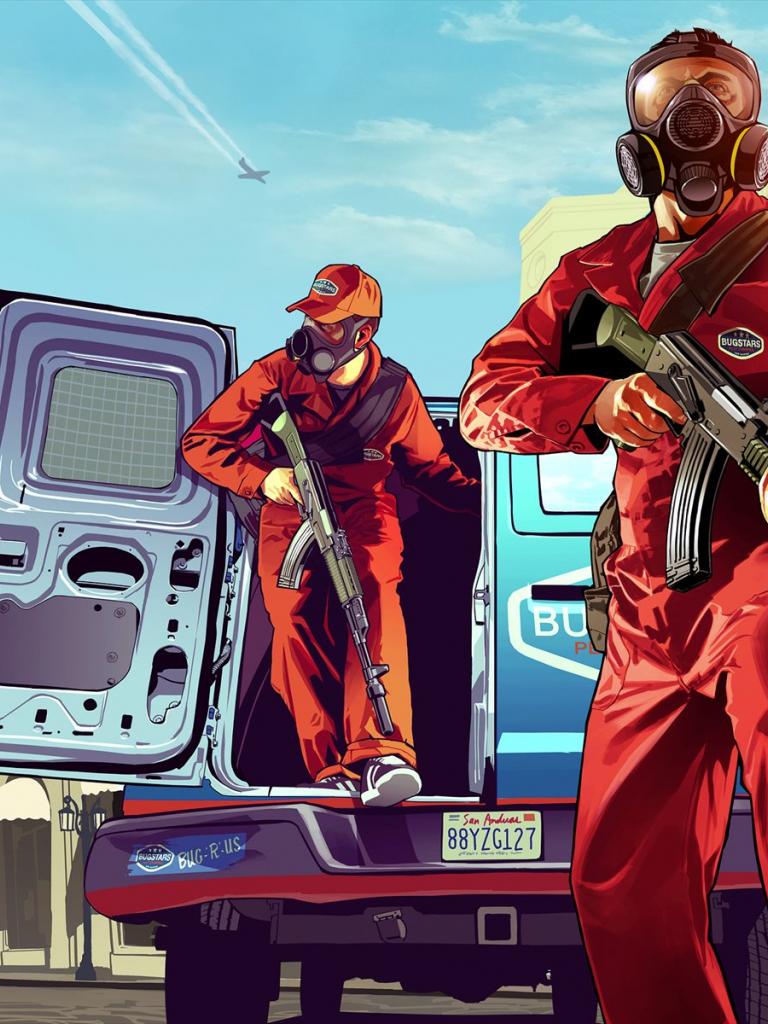 Free download gta 5 wallpaper 04 150x150 Download Cool GTA ...