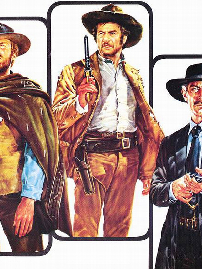 Free Download The Good The Bad And The Ugly Wallpaper Background